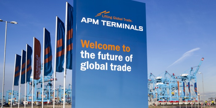 P - APM Terminals Readies big