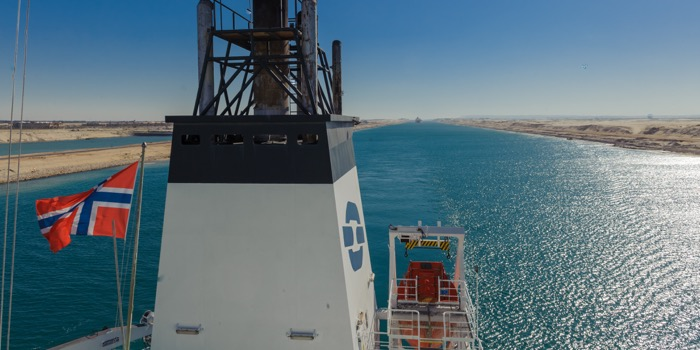 S - Tanker for Odfjell