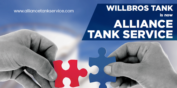 ST - ATS and Willbros Tank