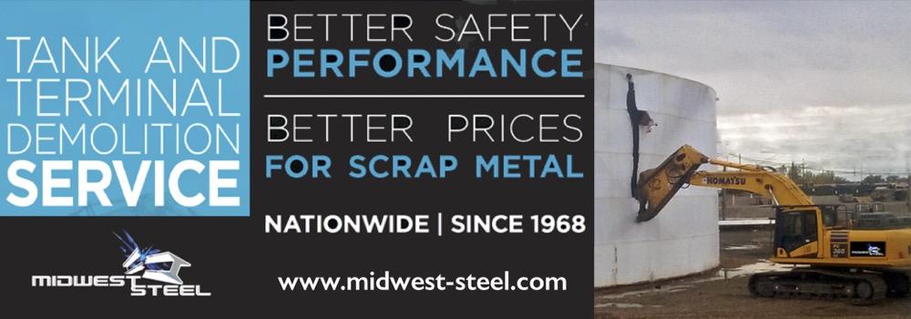 Midwest Steel Profile | Tank News International