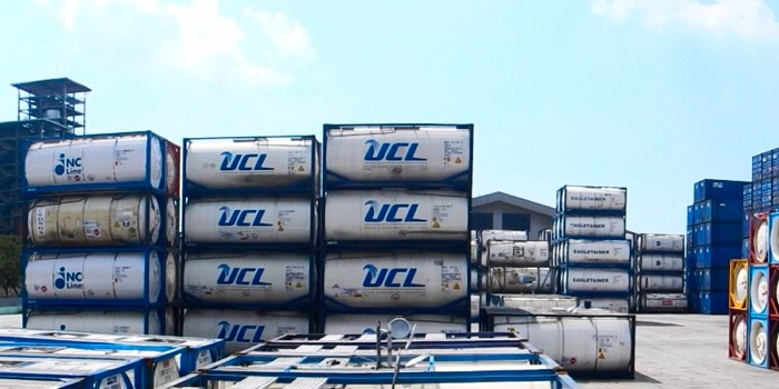 Indonesia S Largest Tank Container Depot Tank News
