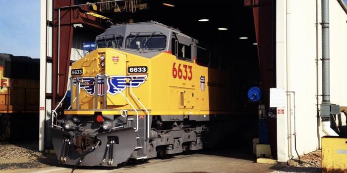 Union Pacific reports positive train control progress   Tank