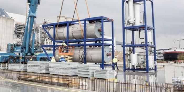 IGES-Port of Amsterdam wins prestigious Sustainability